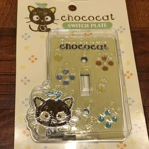 Other - New in box Chococat Sanrio light switch mount